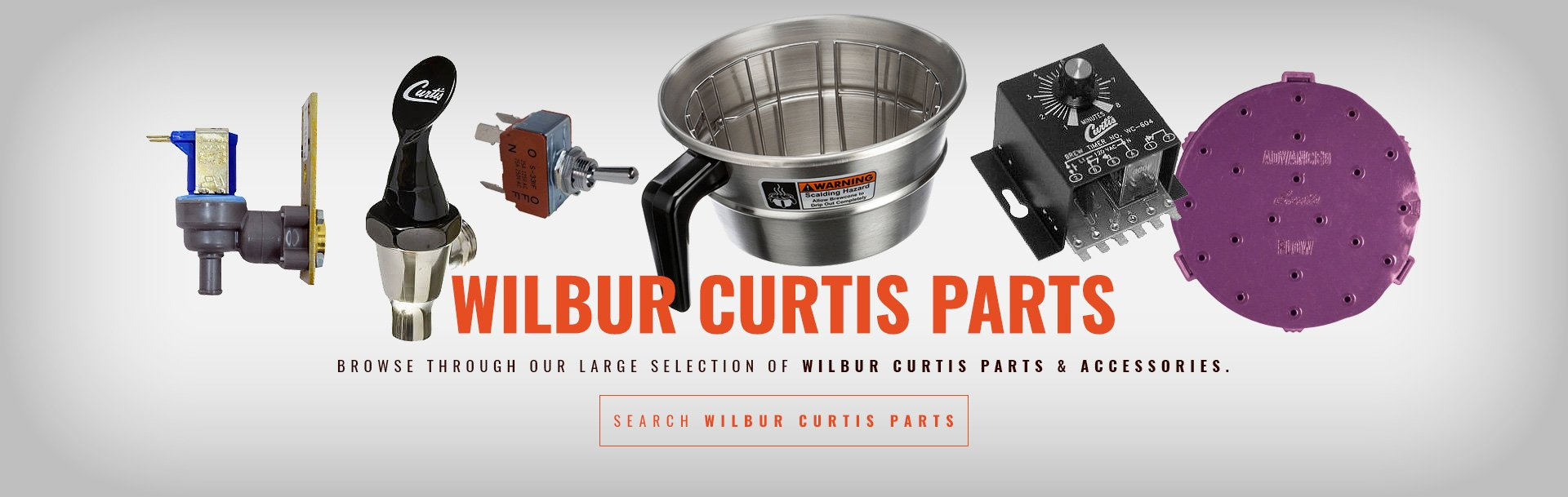 Wilbur Curtis Parts